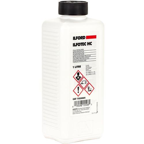 Ilford ILFOTEC DD-X Developer- 1 Liter