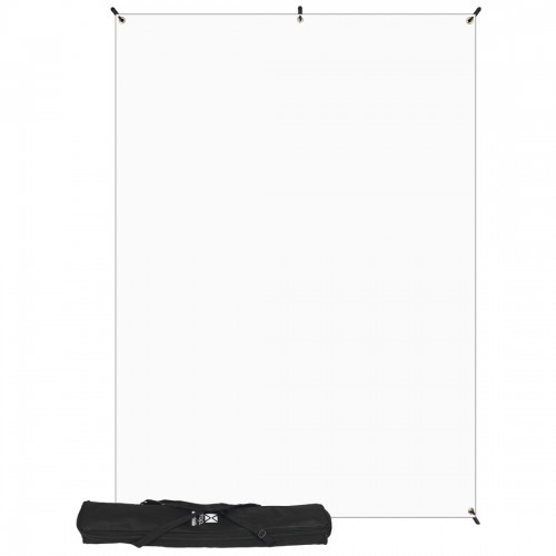 Westcott X-Drop Kit- 5 x 7', White