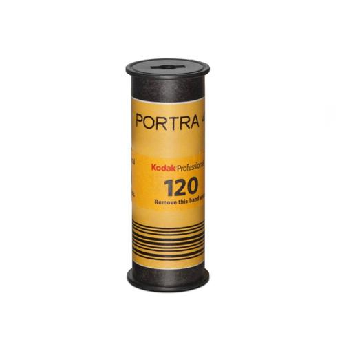 Kodak Professional Portra 400 Color Negative Film- 120 Roll Film