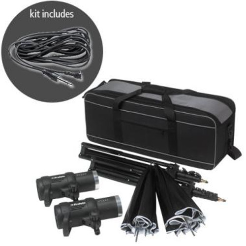 Profoto D1 Air 500/500 Studio Kit without Air Remote *Special Order Item*