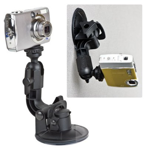 Delkin Devices DDMOUNT MINI Fat Gecko Mini Camera Mount