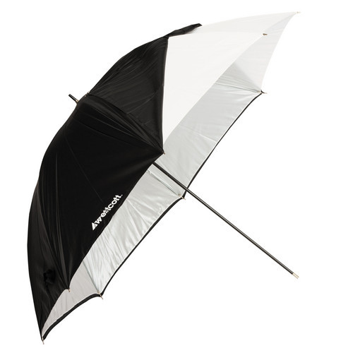 """Westcott 43"""" Collapsible Umbrella Flash Kit with Stand"""