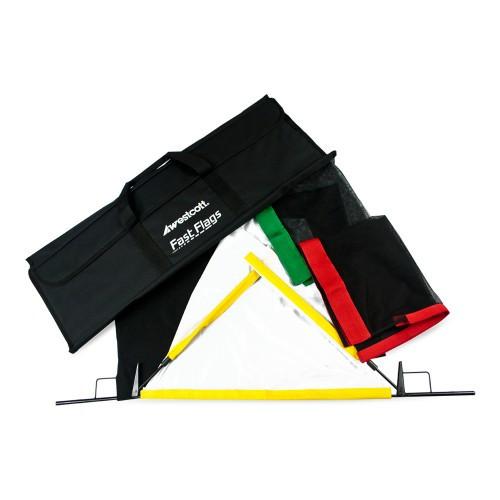"""Westcott Fast Flags Scrim Kit - 24x36"""""""