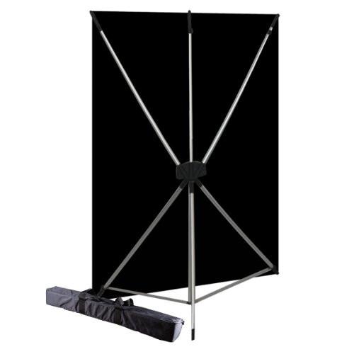 Westcott X-Drop Kit- 5 x 7', Black