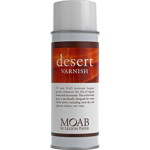 Moab Desert Varnish Lacquer Spray
