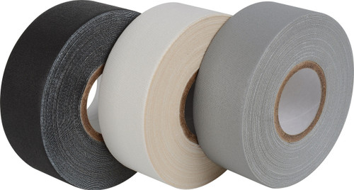 Pro-Gaff Gaffers Tape 1 Inch x 12 Yards Mini Roll- Black