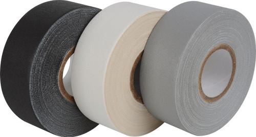 Pro-Gaff Gaffers Tape Mini Roll - 1 in x 12 yd Black
