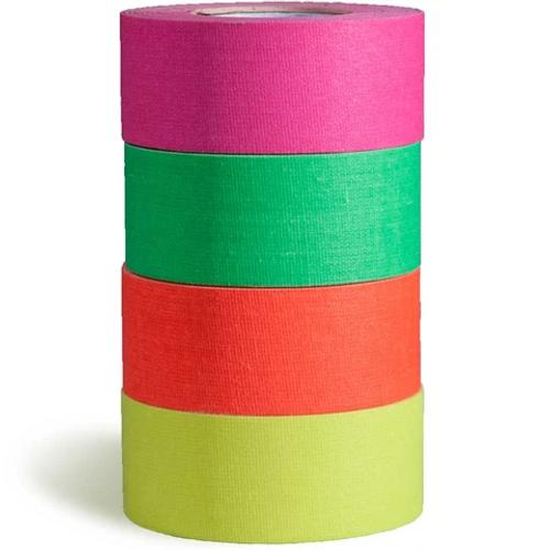 MicroGaffer Fluorescent Gaffer Tape - 4-Pack