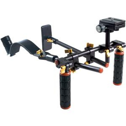 Dot Line Double Handle Rig with Shoulder Pad