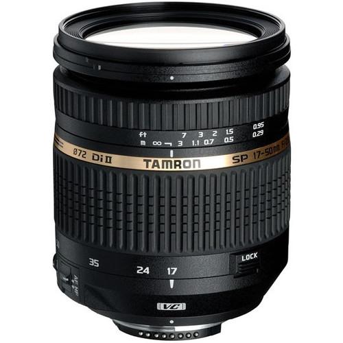 Tamron AF 17-50/2.8 XR Di II VC Lens- Nikon
