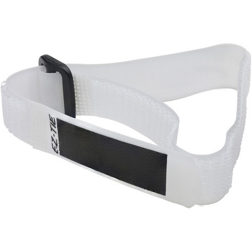 Kupo EZ-TIE Deluxe Cable Ties- 10 Pack, White