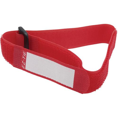 Kupo EZ-TIE Deluxe Cable Ties - 10 Pack Red