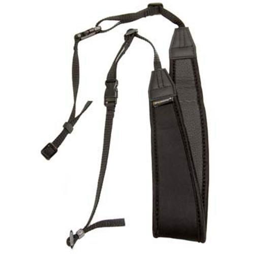 Promaster Deluxe Contour Camera Strap- Black