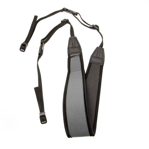 ProMaster Deluxe Contour Camera Strap - Grey