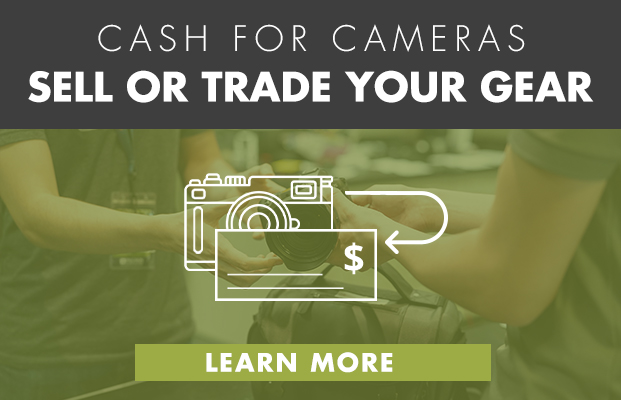 Trade or Sell Used Camera Gear