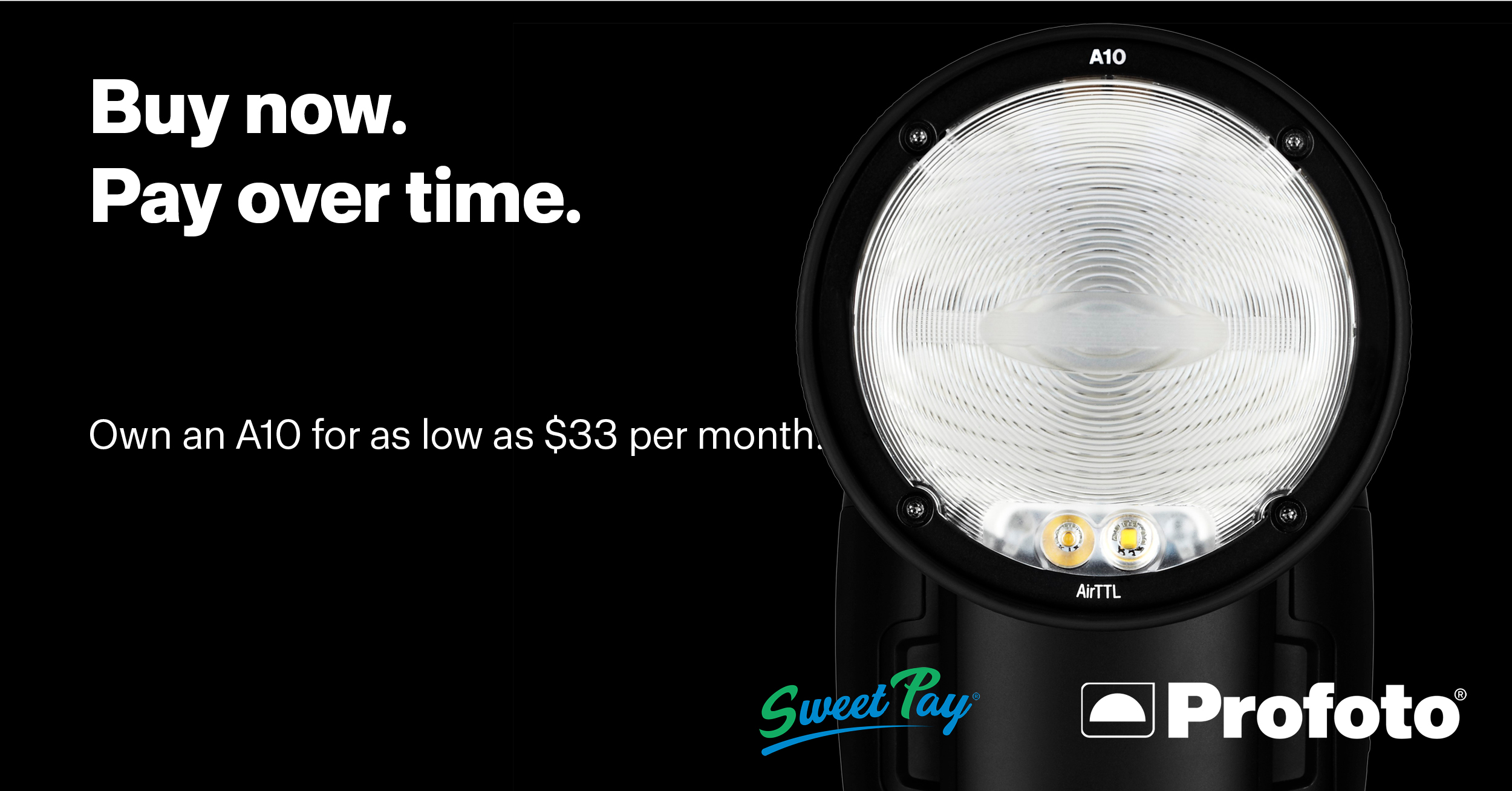 Buy Now Pay Later with Sweet Pay