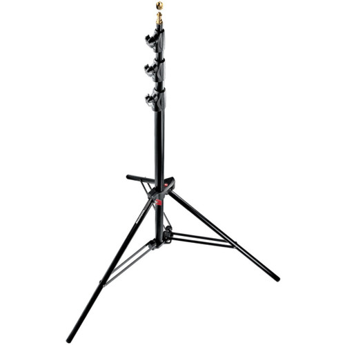 Manfrotto Alu Master Air-Cushioned Stand- Black, 12'