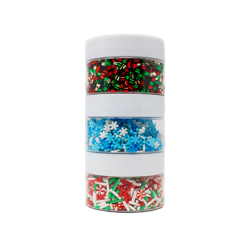Jingle Bells Shaker Sprinkles