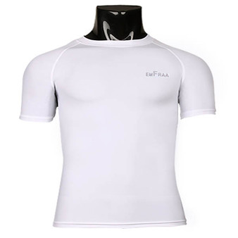 emfraa white compression tight base layer