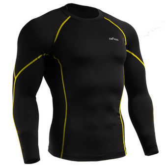emfraa skin tight under base layer top black