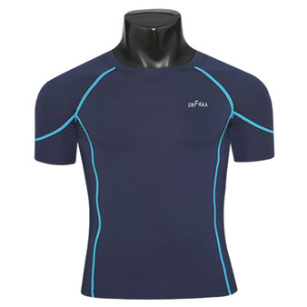 emfraa compression base layer short sleeve