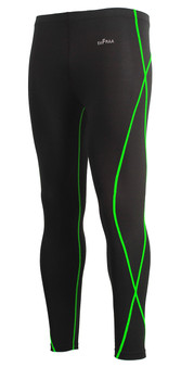 Skin compression under base layer running tights pants S~XXL