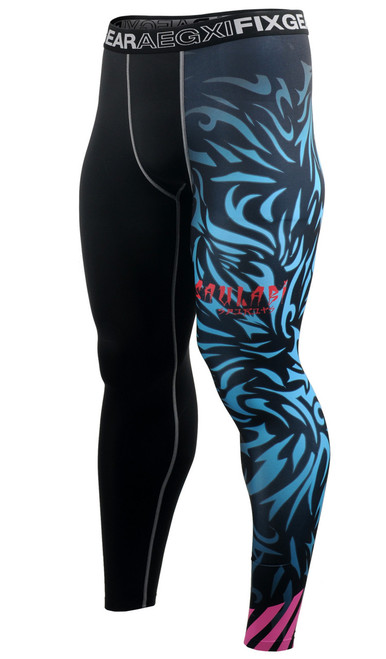 Fixgear men compression pants