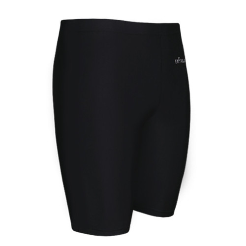 emfraa compression skin tight spandex black shorts