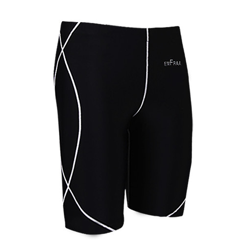 emfraa spandex tight black under layer shorts
