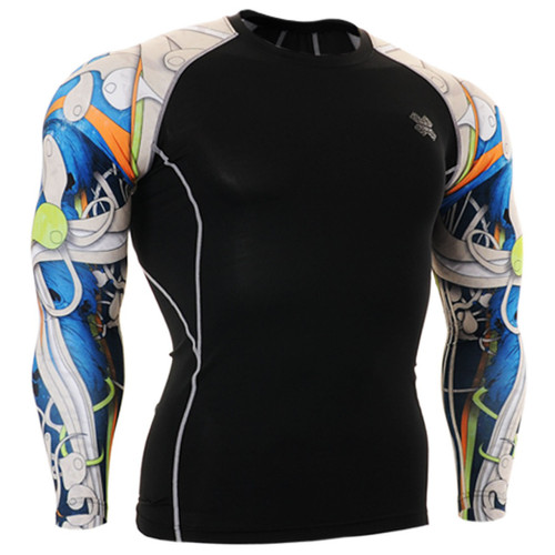 FIXGEAR Compression skin base layer Shirt