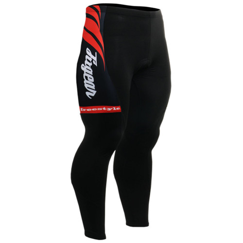 fixgear best biking pants cycling black tights men