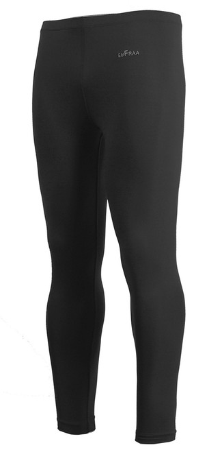 emfraa thermal base layer leggings pants black