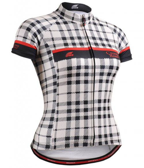 Fixgear womens cycling jersey short sleeve