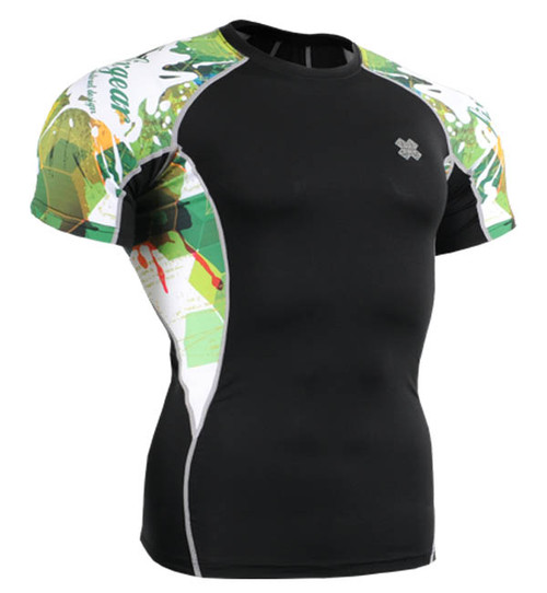 Fixgear base layer short sleeve
