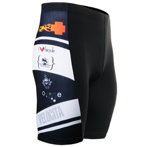 Fixgear women cycling gel padded shorts
