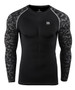Black Compression Tight Long SLeeve