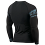 Athletic compression shirts