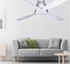 """(Free Install) KDK W56WV 56"""" DC Ceiling Fan"""