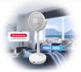New! Samaire DC Stand Fan Prince 3D883
