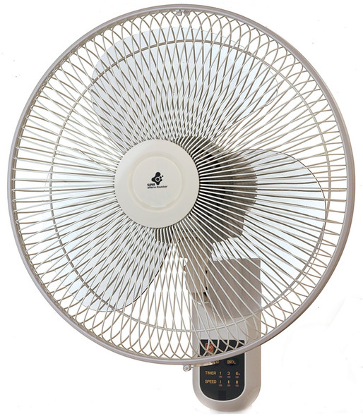 "KDK M40MS 16"" Wall Fan with Remote"