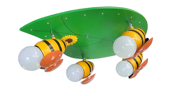 MD1799-4 - LED Bee Children Lamp
