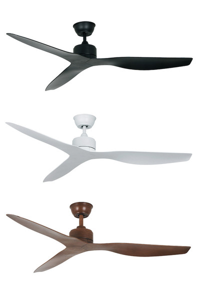 "Acorn DC159 DC 52"" Ceiling fan NL (No Light)"