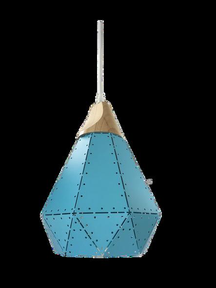 PL6-8614/1 Blue E27 Lamp