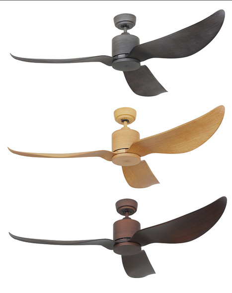 Fanztec TWS1 Ceiling Fan without Light - 3 Blade