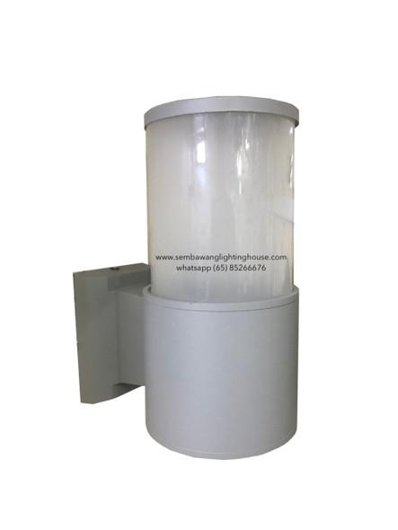 WL1-2801/1 Grey E27 Outdoor Lamp