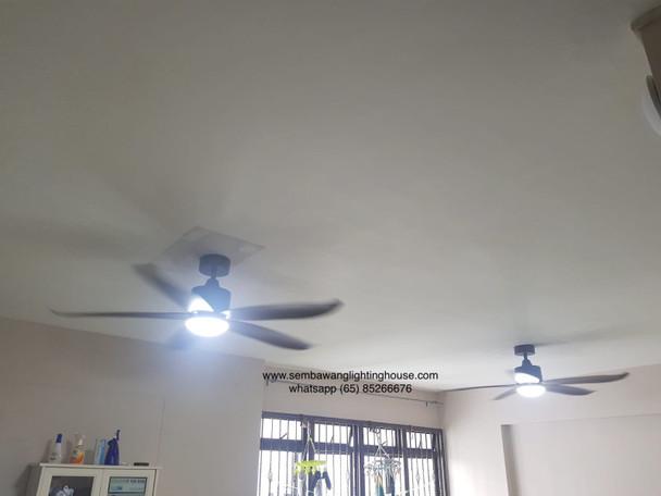 "Crestar Valueair 5B 48""/55"" DC Motor Ceiling Fan"