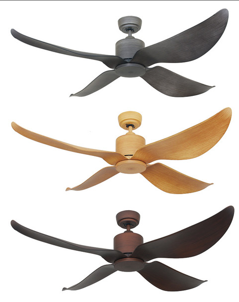 Fanztec TWS1 Ceiling Fan without Light - 4 Blade