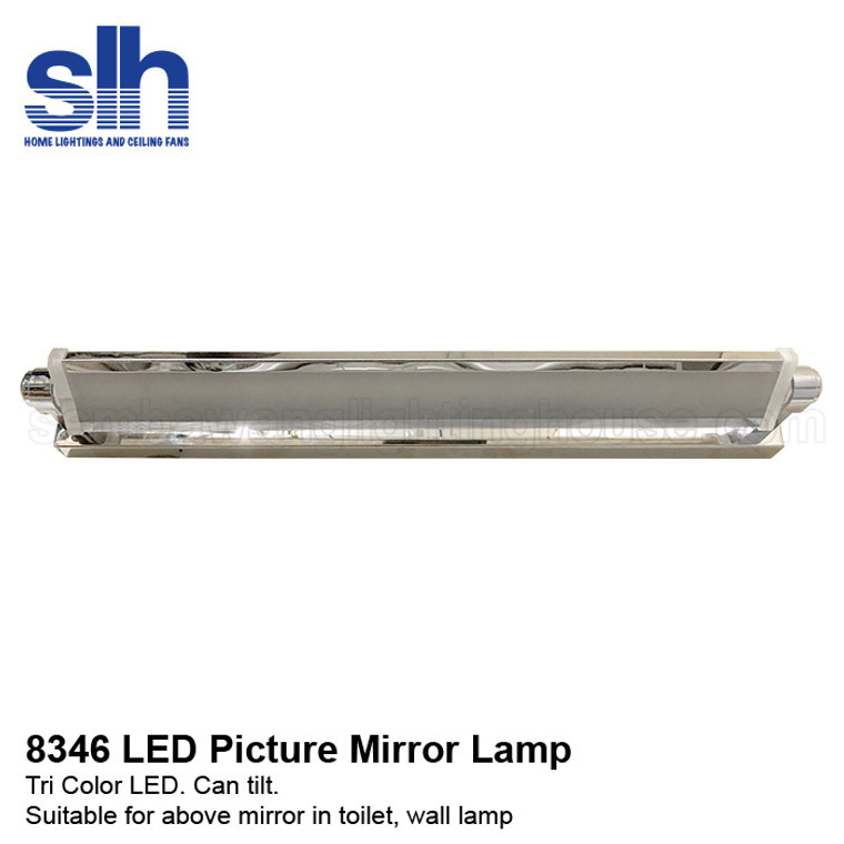 RL-8346 LED RGB Picture Mirror Lamp