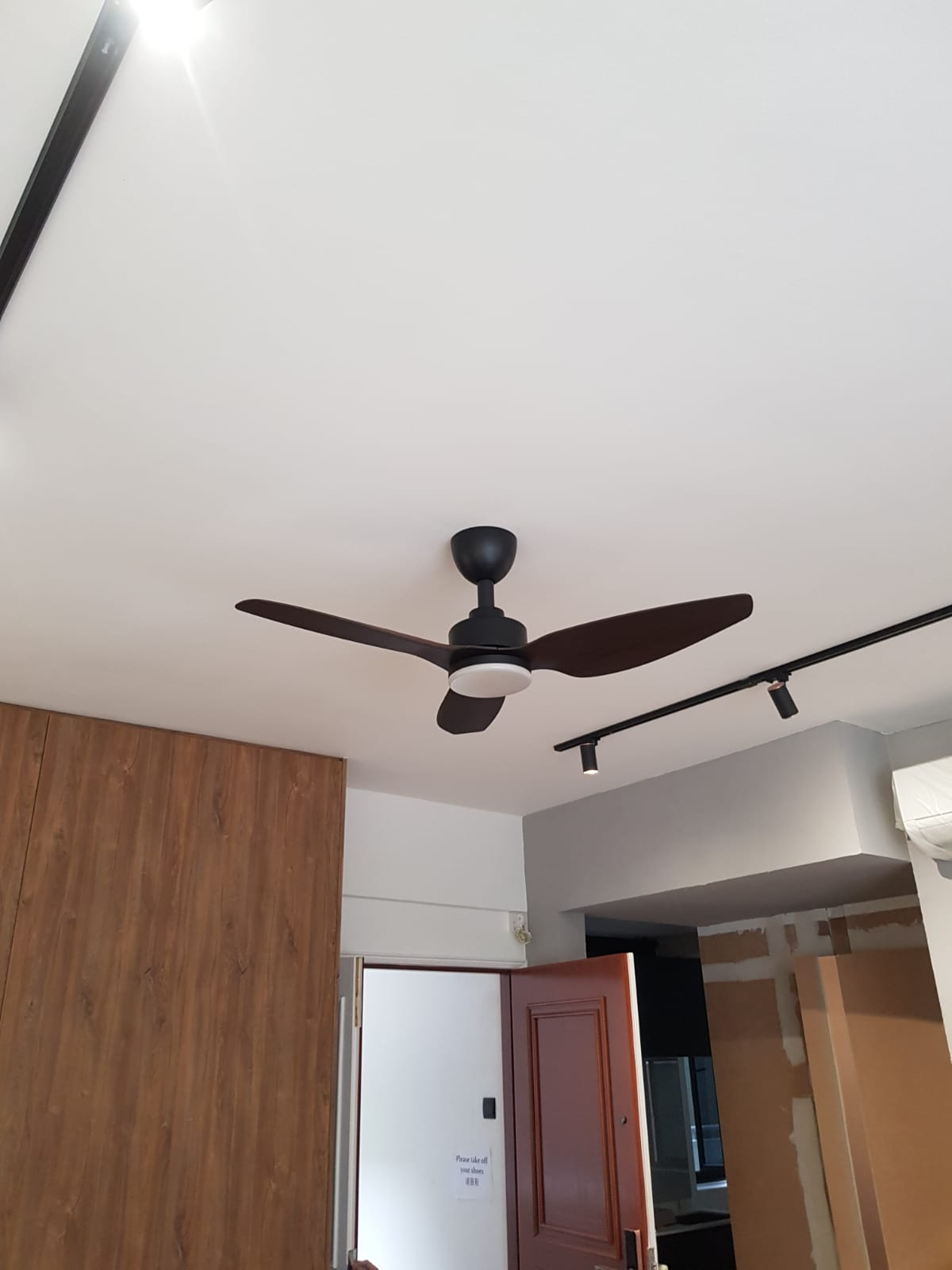 Decken DK005 Ceiling Fan in Living Room.jpg