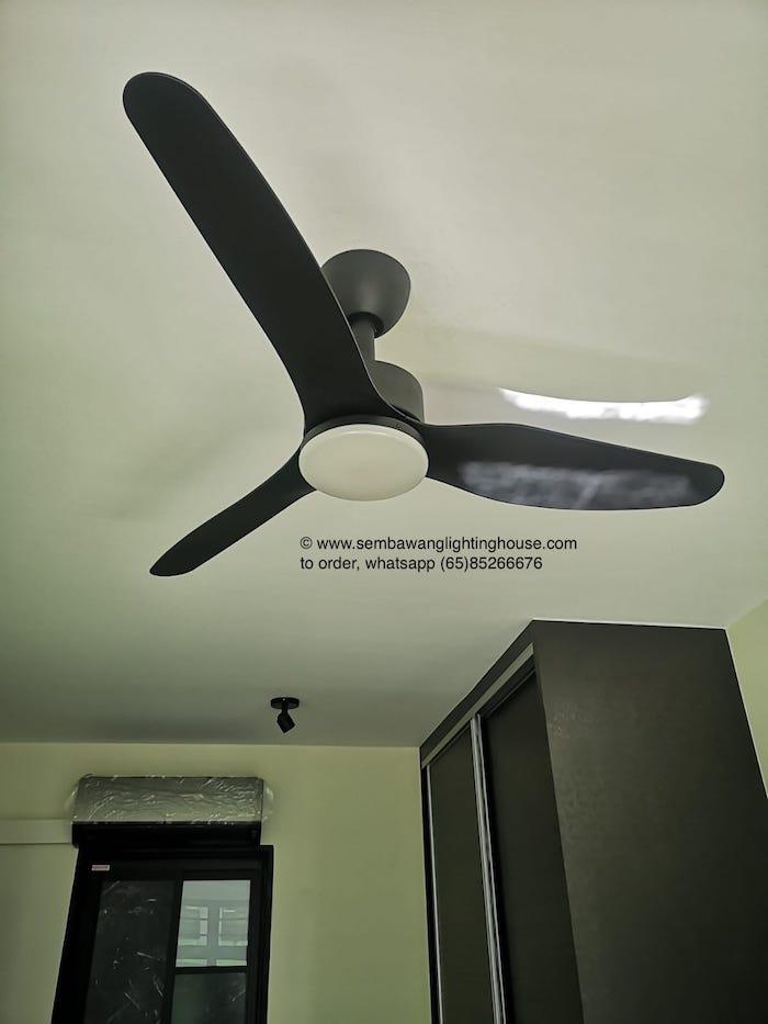Efenz 603 60 Quot Dc Ceiling Fan Led